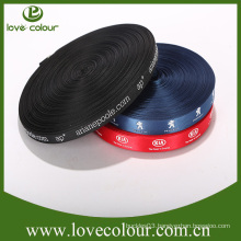 Custom textil ribbon grosgrain ribbon polyester ribbon