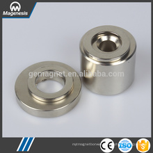 Factory made high quality permanent flexible neodymium magnets