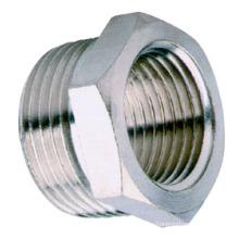 T1122 Латунный фитинг, охватывающий вкладыш никелированный
