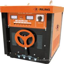 Alambre de aluminio Bx1 AC Máquina de soldadura de arco con ce (BX1-250 / 315/400/500/630)