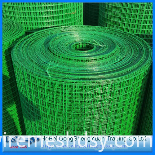 10 Gauge PVC Galvanized Welded Wire Mesh