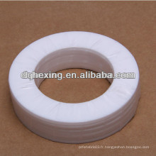 Joint blanc vierge ptfe