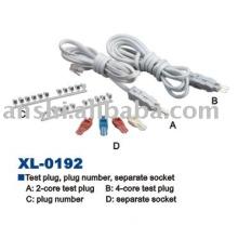 Test Plug,plug Number,separate Socket