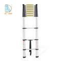 EN131 aluminium telescopic ladder factory ANSI Warenwet CSA AS NZS SGS approved