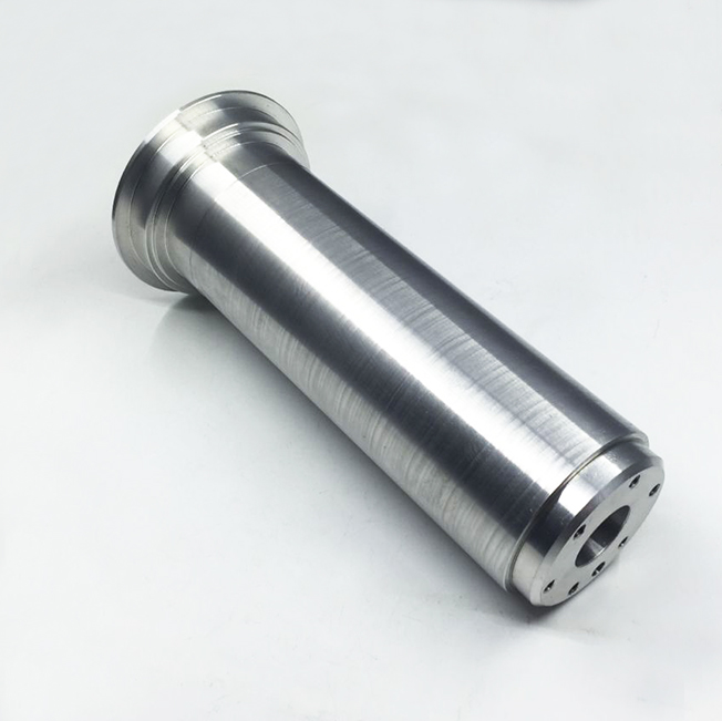 rapid machining aluminum parts
