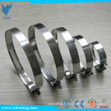 DIN 316L Stainless Steel Hose Clamp/Hose hoops/Clamp
