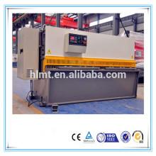 Máquina de corte del metal del precio de fábrica / máquina de corte hidráulica 6x2500
