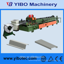 High class steel strip cz purlin roll forming machine