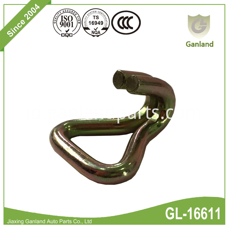 Light Duty Claw Hook GL-16611