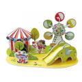 3D Amusement Park Puzzle