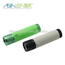 9 LED Aluminium Taschenlampe Fackel