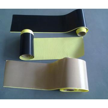 Fita adesiva de fibra de vidro revestida de PTFE