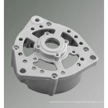 Aluminium ADC-12 Material Schwerlastwagen Lichtmaschine Gehäuse