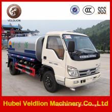 4, 000 litres, 4mt, camion de l'eau de 4tons