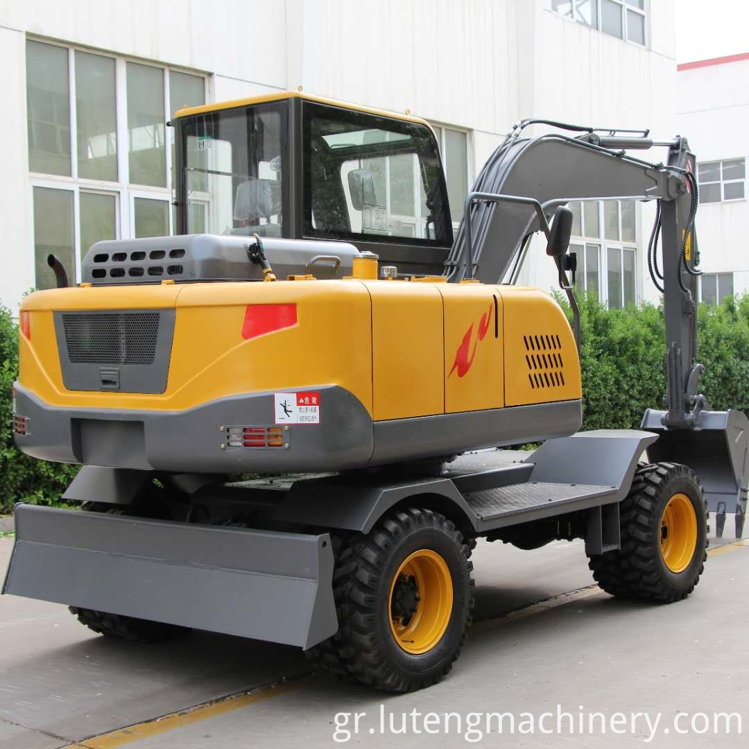 High Quality 7T Excavator