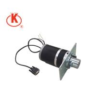 Motor alto de baixa velocidade durável da engrenagem da CC do torque de 48V 90mm para a porta de balanço