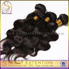 China Wholesale mercadorias primeira qualidade corpo onda Eurasian cabelo virgem