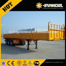 50 ton low deck Semi-Trailer for sale