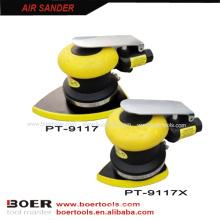 Новая модель персикового формы без вакуума воздуха Sander воздуха угловая шлифовальная машина