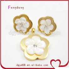 Stainless steel wedding jewelry set china manufacturer