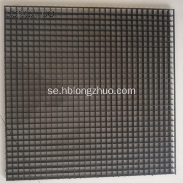 Levererad plast Eggcrate Air Vent Return Grille