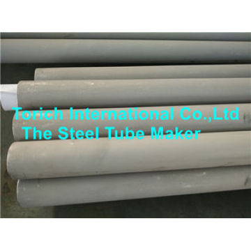 High Pressure Seamless Stainless Steel Tube For Boiler / Heat Exchangers