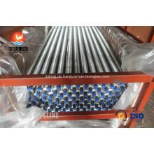 SA210 GR A / C Wärmetauscher Fin Tube Baustahl Bolier Rohr G Base Radial kühlen