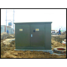 American Box-Type Power Transformer for Power Supply From China Manufacturer