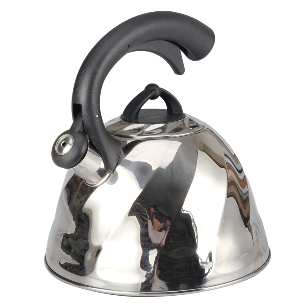 Wave Shape Design Whstling Kettle
