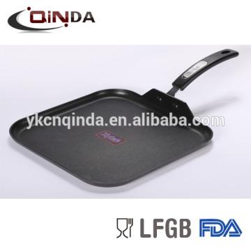 Nouveau en aluminium moulé sous pression bbq bas grill avec bonne qualité