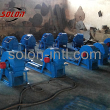 Small mobile chip pallet wood crusher for sale