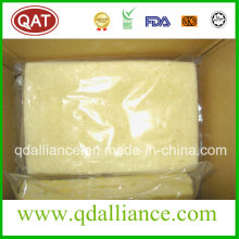 Frozen White Garlic Paste in 1kg Block