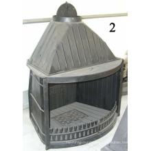 Western Design Fireplace Insert (GF 002) Cast Iron Stove