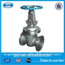 Fabricant de vannes de vanne 316 en acier inoxydable