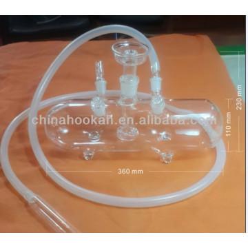 Huka, Shisha, Narghile CH701 Glas Wasserpfeife