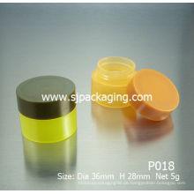 5g 10g billig recycelten kosmetischen kugeln