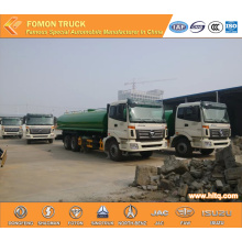 Foton 6x4 Stainless Steel Water Truck