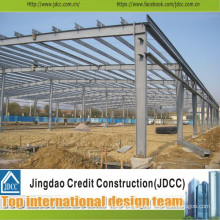 Fast Assemble and Professional Steel Structural Warehouse & Factory Building