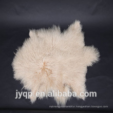 2017 New Pure Tibetan Mongolian Lamb Fur Sheep SKin
