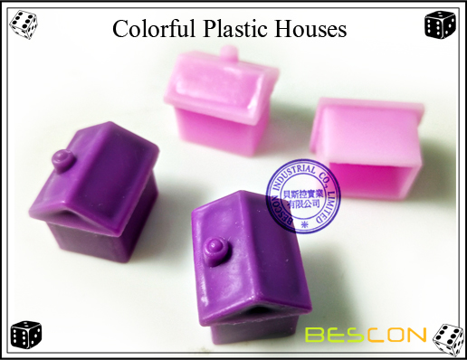 Colorful Plastic Houses-3