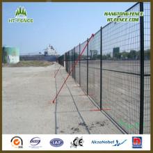 6 '(6 pies) de alto 10' (10 pies) de ancho estándar de servicio pesado valla temporal
