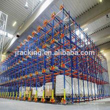 steel shelving unit,Jracking cold storage Radio shuttle racking, storage racking