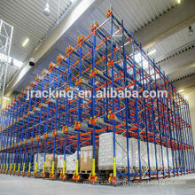 steel shelving unit,Jracking cold storage Radio shuttle racking, storage racking