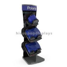 Precio de fábrica Tienda de venta al por menor Metálicos Car Power Car modelo Car Accessories Display Stand