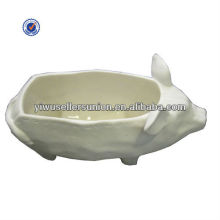 resin pig artware