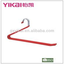 Cintres en métal revêtu de PVC