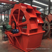 Low Consumption Sand Washing Machine for Quartz River