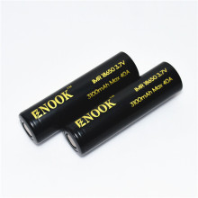 Enook 3100mAh Max 40A 3.7V rechargeable battery