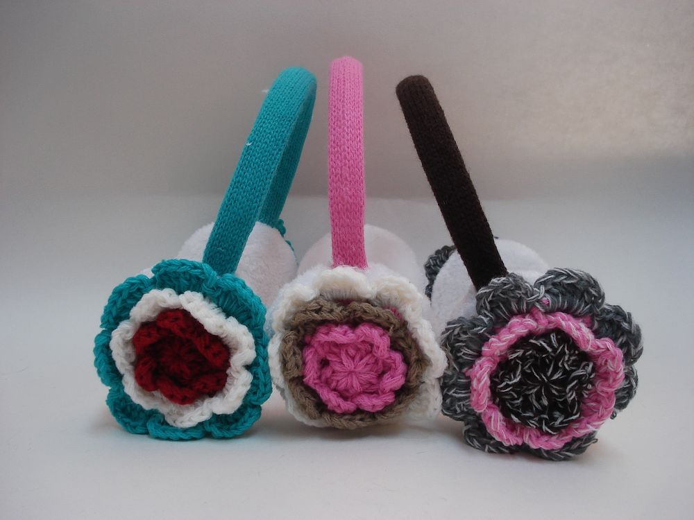 Pattern Earmuffs