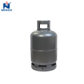 12.5 kg composite hydraulic lpg gas sample cylinder storage tank with valve